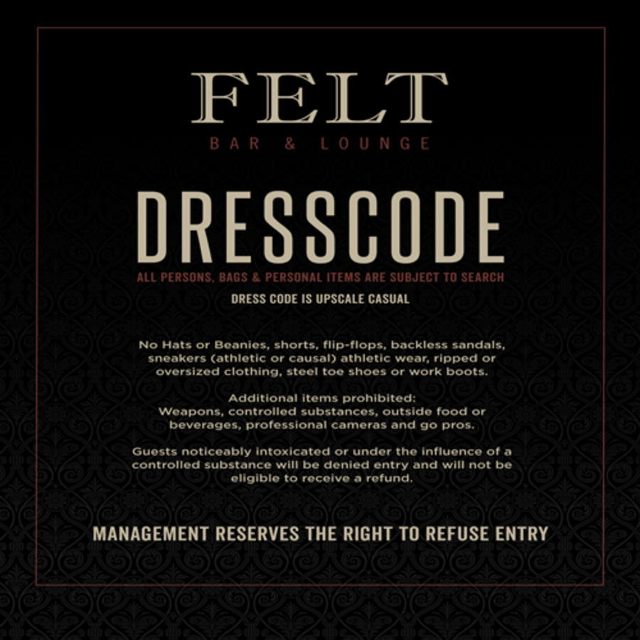 dress code mgm casino national harbor